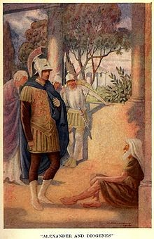Alexander_visits_Diogenes_at_Corinth_by_W__Matthews_(1914).jpg