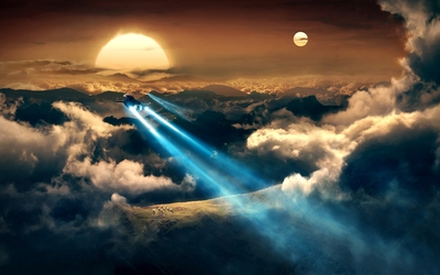 spaceships-flying-towards-the-beautiful-sunset-48735-400x250.jpg
