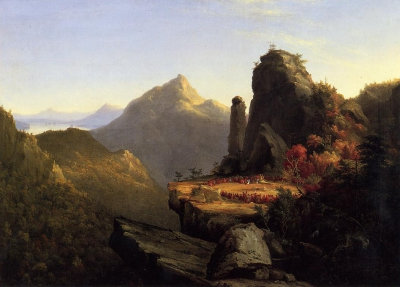 Scene-from-the-last-of-the-mohicans-cora-kneeling-at-the-feet-of-tanemund-1827.jpg